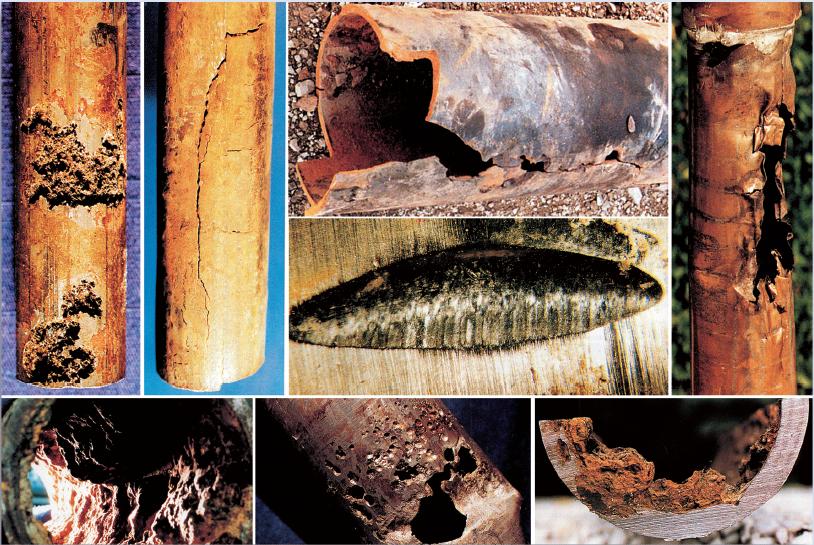 Corrosion En Traitement De L Eau Cas De L Eau De Mer