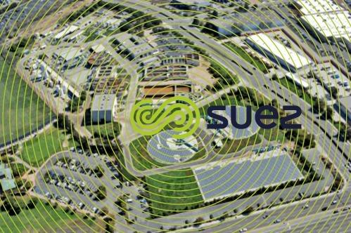 West Basin usage panneaux solaires