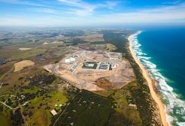 usine dessalement osmose inverse Melbourne
