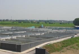station épuration eaux usées Milan San Rocco