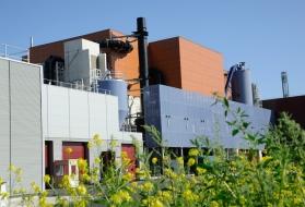 station épuration eaux usées Le Havre France