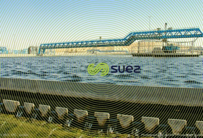station traitement eaux résiduaires urbaines As samra - Reuse eaux usées