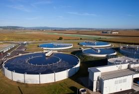 station épuration eaux usées Meistratzheim France