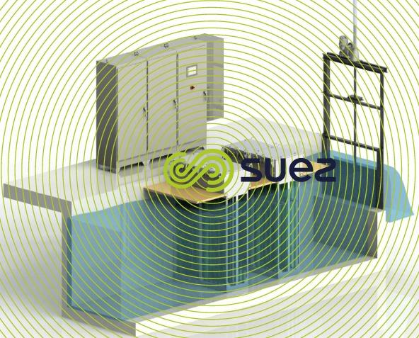 réacteurs ouverts aquaray® 40HO,3X, HiCAP