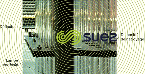 Désinfection ultraviolets Aquaray 40 HO – système nettoyage mécanique + déflecteur