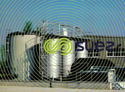 réalisation réacteur diffuseur radial série ERI ozone