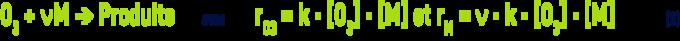 Formule  : choix des réacteurs d'ozonation - hydraulique du réacteur