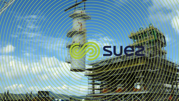tour déaération Module 8P eau injection - FPSO Cidade Caraguatatuba – MODEC MV27