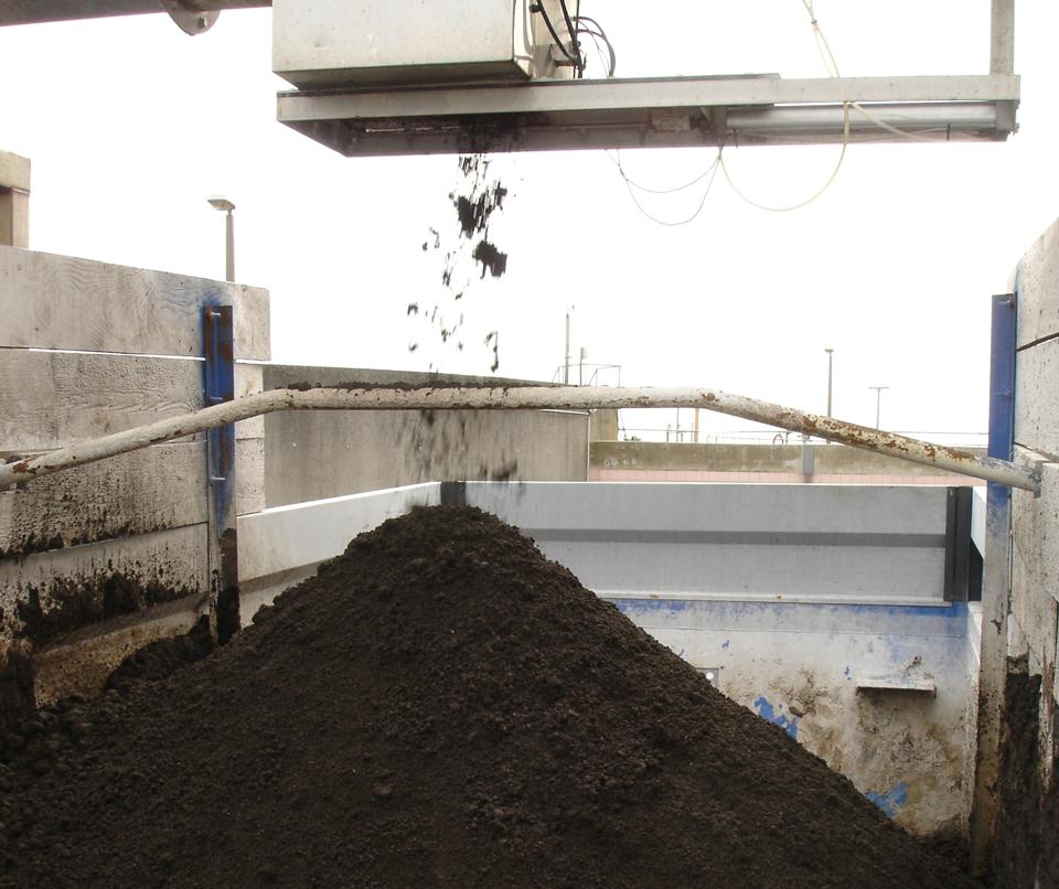 déshydratation avancée des boues par préchaulage avant centrifugation – DehydriS Lime
