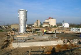 atelier d'incinération autothermique pré-séchage + incinération – Thermylis™ 2S