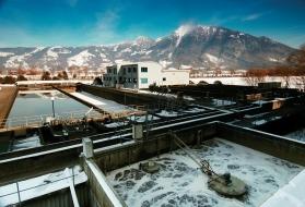 assainissement des boues activées par un réacteur biologique séquencé (SBR) – Cyclor®