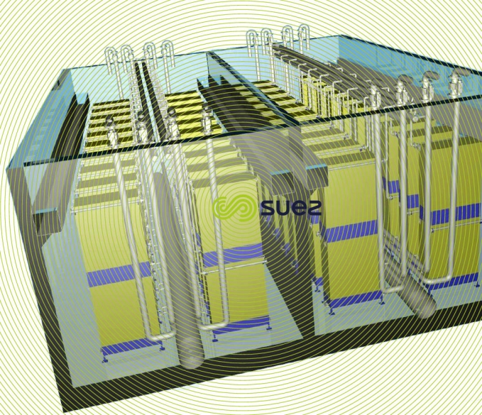 Epuration biologique par membrane ultrafiltration - Ultragreen